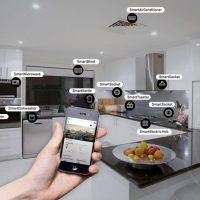 آشپزخانه هوشمند مدرن و مزایای آن